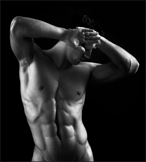 eric jean Nude Physique Male