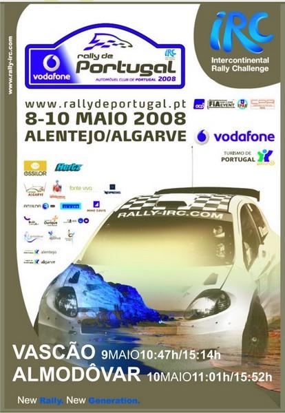 rally portugal almodovar