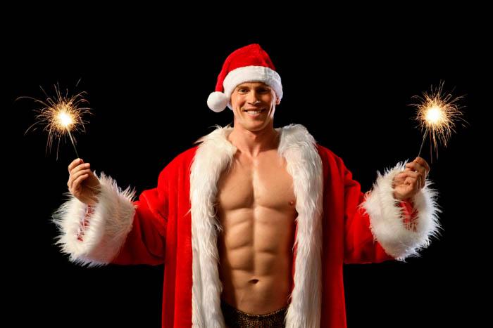 sexy-santa claus