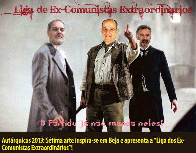 liga de ex comunistas