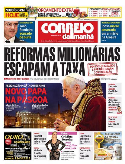 reformas milionárias