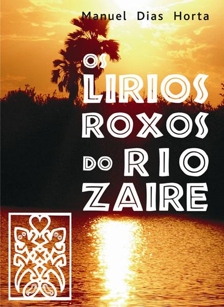 capa os lírios roxos do rio zaire