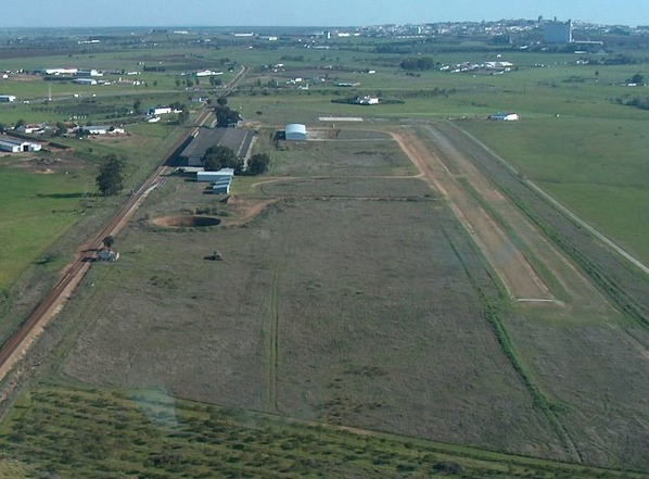 aeródromo de beja