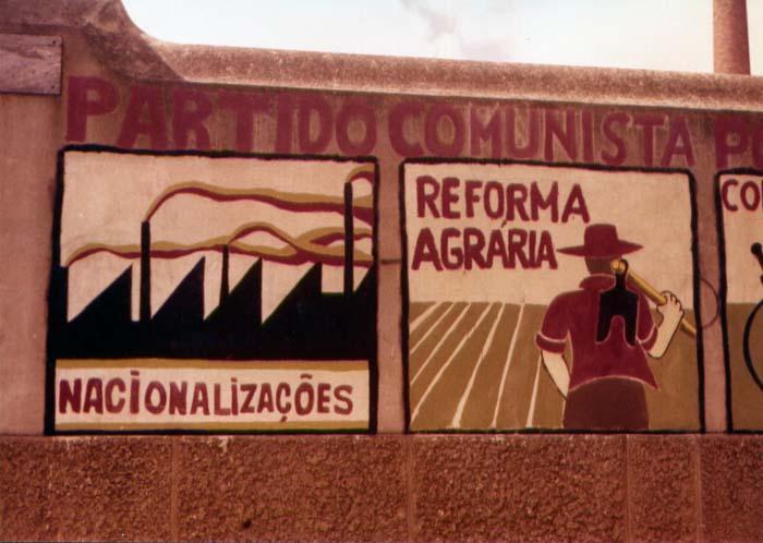 Reforma Agrária 1975