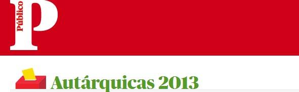 publico autárquicas 2013