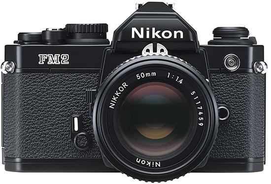 Nikon-FM2-