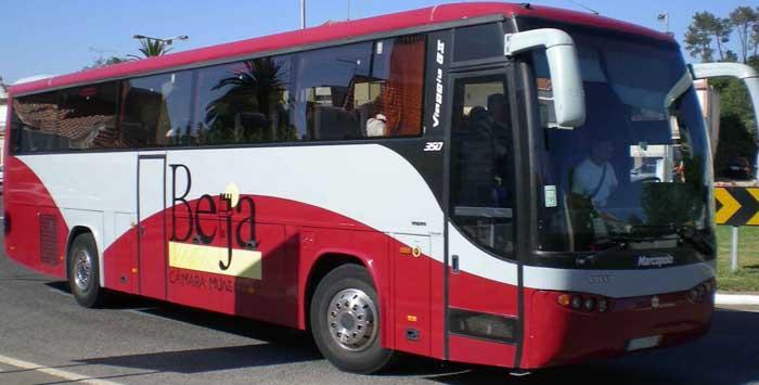 autocarro camara de beja