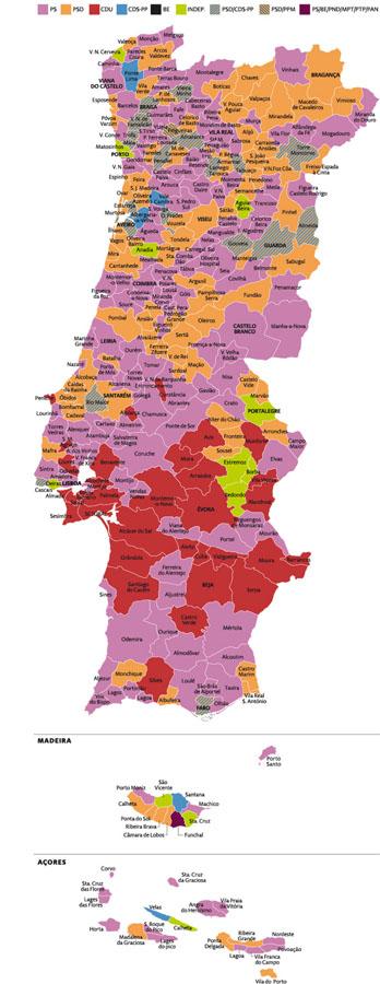 novo mapa