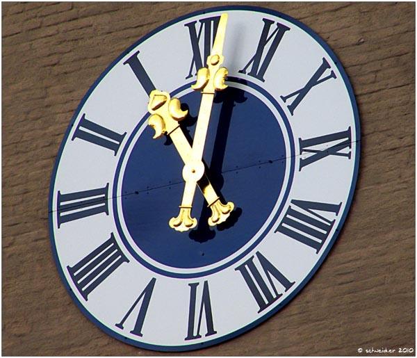relógio bávaro