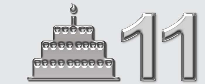 11 ANOS DE BLOG