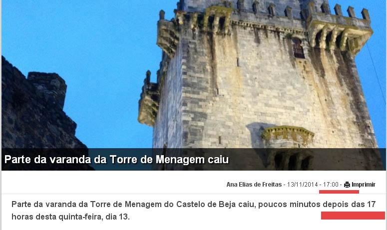 torrre castelo