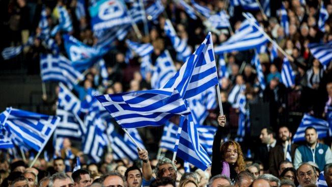 eleições grécia