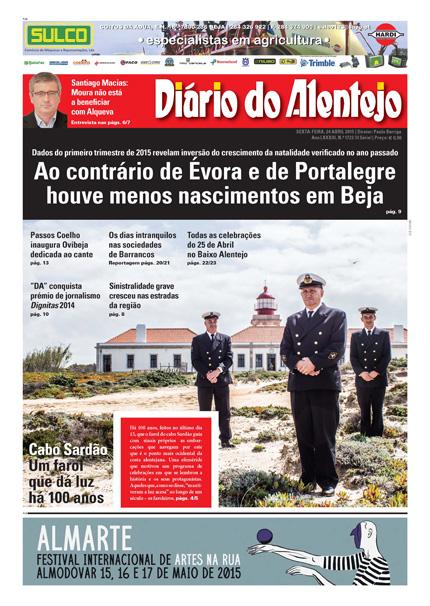 Diario Alentejo
