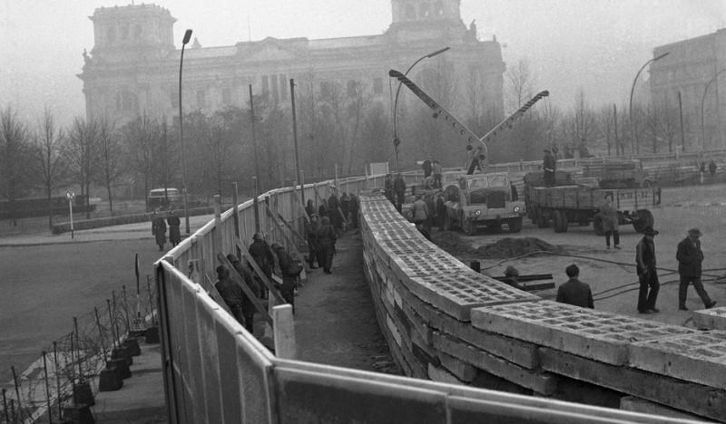muro berlim 1961