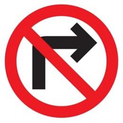 virar à direita